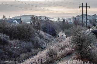 Dunblane Winter Railway