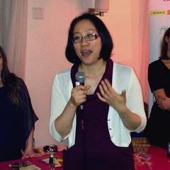 Phoebe Wong of YWCA Toronto at HoHoTO 2015