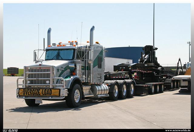 Kenworth T800W