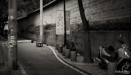 asia b bw jongmyo korea korean mono monochrome rok republic seoul sepia shrine south w alley alleyway black landscape photography side street white 서울 ìì¸ southkorea