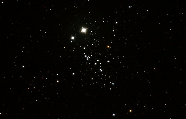 NGC 457 The Owl Cluster 04/11/16