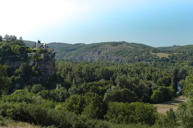 Château de Belcastel - Lacave (France)