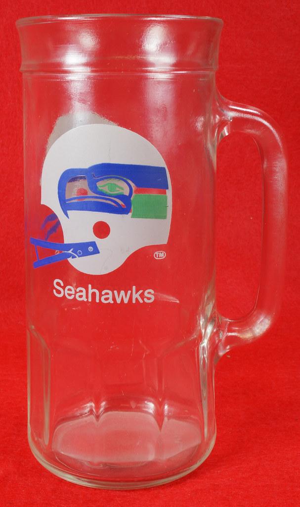 RD6791 Vintage Fisher Seahawks Mug DSC05941