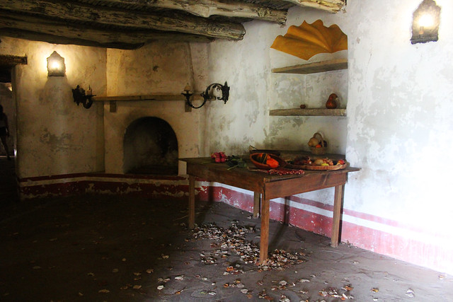Kitchen at Mission San Jose