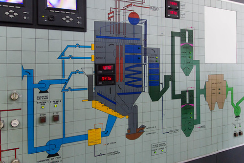 Industrial control panel | by futureshape