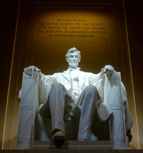 The Lincoln Memorial | by Jamie McCaffrey
