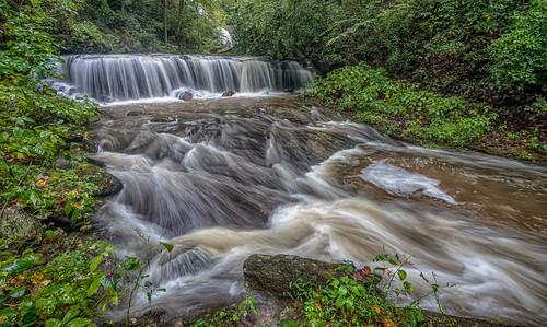 waterfall falls pearsons pearsonsfalls