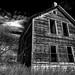 MAN House B&W (Explored 10/31/15) by qualistat