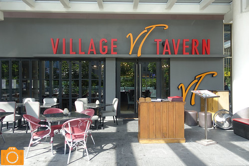 Village Tavern facade | by foodreviewsmanila