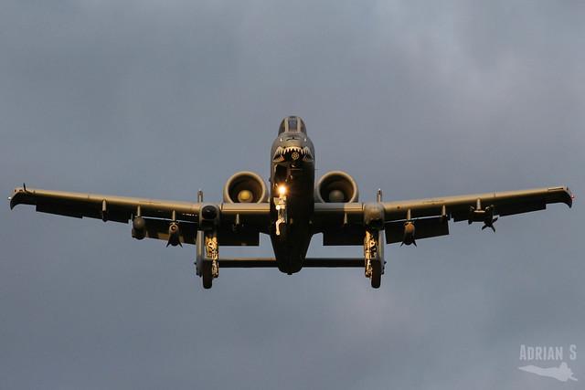 79-0193 A-10C Thunderbolt II | ETAD/SPM | 12.11.2015