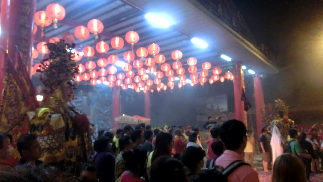 Taoïstisch festival