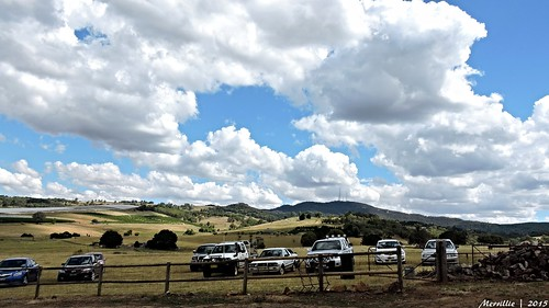 trees sky mountain cars nature clouds rural landscape countryside nikon australia hills vineyards nsw coolpix fields farms orchards paddocks p600 birdnetting canobolas orangensw nashdale hailnetting
