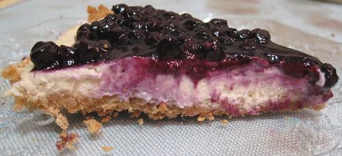 Blueberry Chevre Pie 1 | by wishiwerebaking