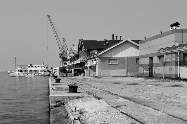 Thessaloniki Port, Greece