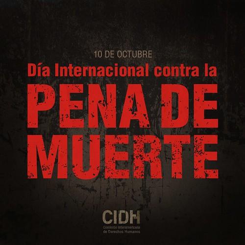 Día internacional contra la pena de muerte 2015
