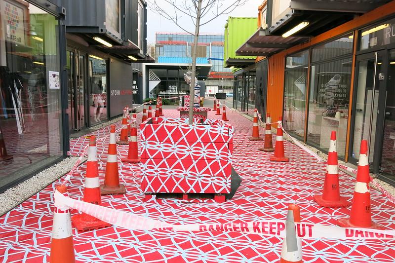Buzz Carpet by Janna van Hasselt for SCAPE Public Art Season 2016