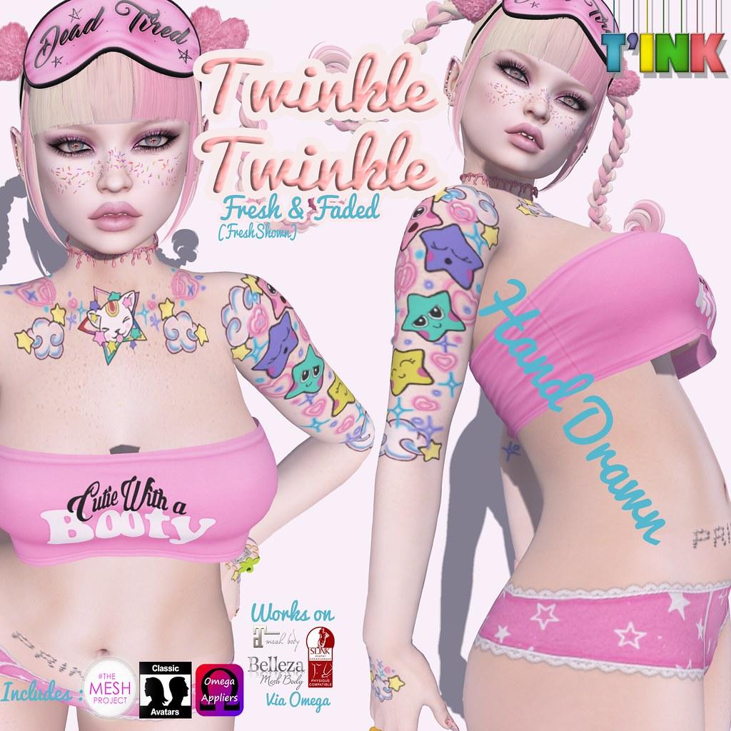 {T'Ink} Twinkle Twinkle AD