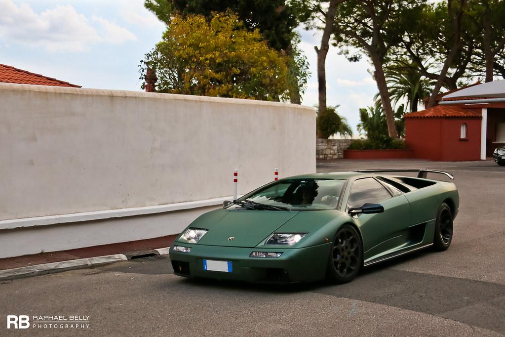 Lamborghini Diablo Vt Raphael Belly Flickr