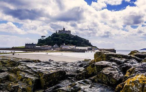 cornwall castle rocks history landmark seascape nigelvaux canon550d veryflickr raw sunshine