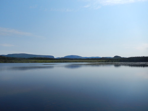 Gros Morne NP - Berry Head Pond - 2