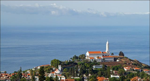 Church, Funchal