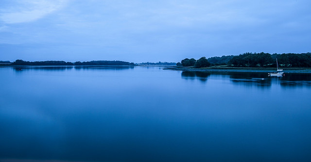 Blue Hour 2 Dell Quays