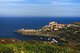 Capraia Porto from above | by Visit Tuscany