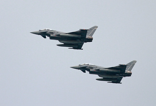Eurofighter Typhoon | by vic_206