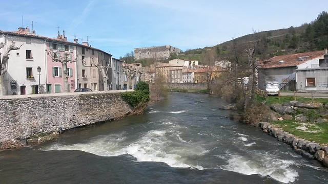 River in Quillan