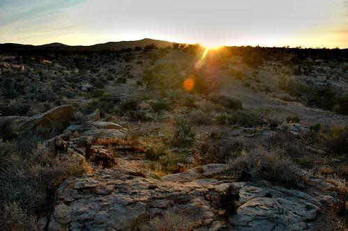 california sunset usa nikond70s helendale