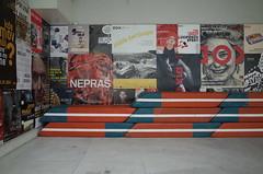 giant erasers @ DOX Centre for Contemporary Art, Praha