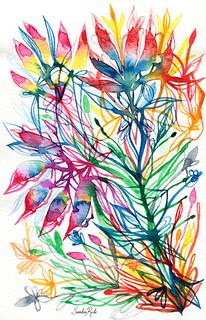 Flor7   by Sandra Rede