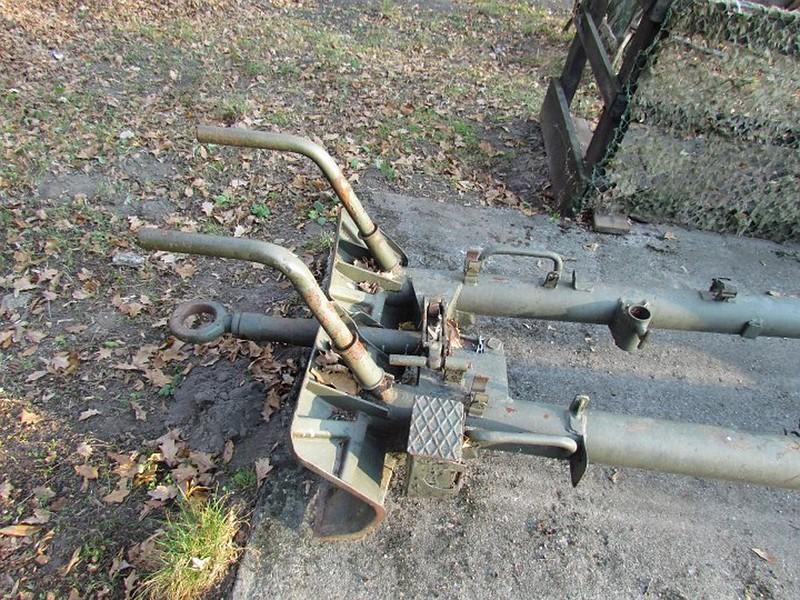 85 mm divisional gun D-44 19