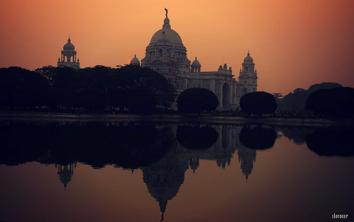 sunset victoriamemorial victoria imagevictoria nikon d7000 ijoydeep joydeepsphotography kolkata india cityofjoy incredible