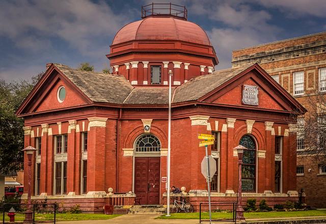 Dr. Eugene Clark Library