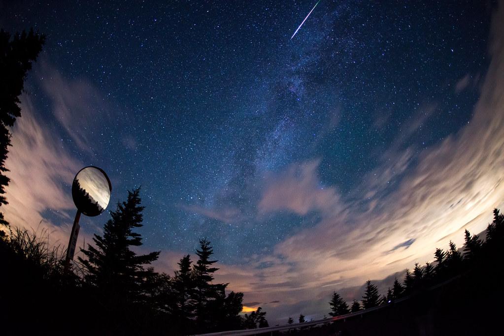 Milky Way - Perseids 2015