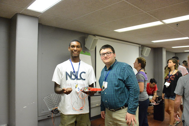NSLC Biotechnology: Final Project Testing August 12, 2015