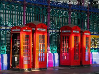 London | by refractingdymond