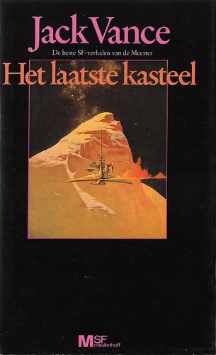 Jack Vance - Het Laatste Kasteel (Meulenhoff 1982)