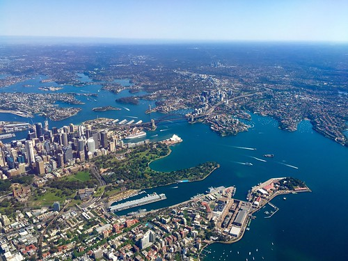 cities travel beauty arielview fromabove vista view scale above sky places sydney australia landscape phone iphonephone6s