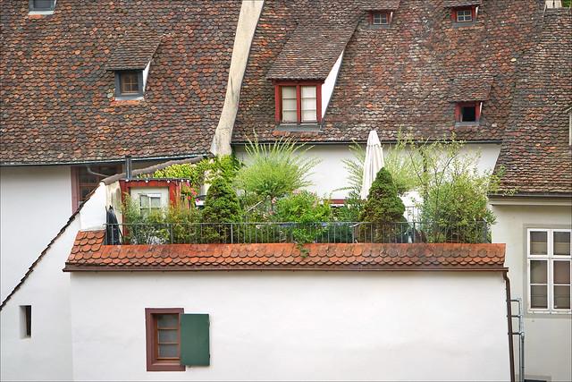Le vieux Bâle (Suisse)