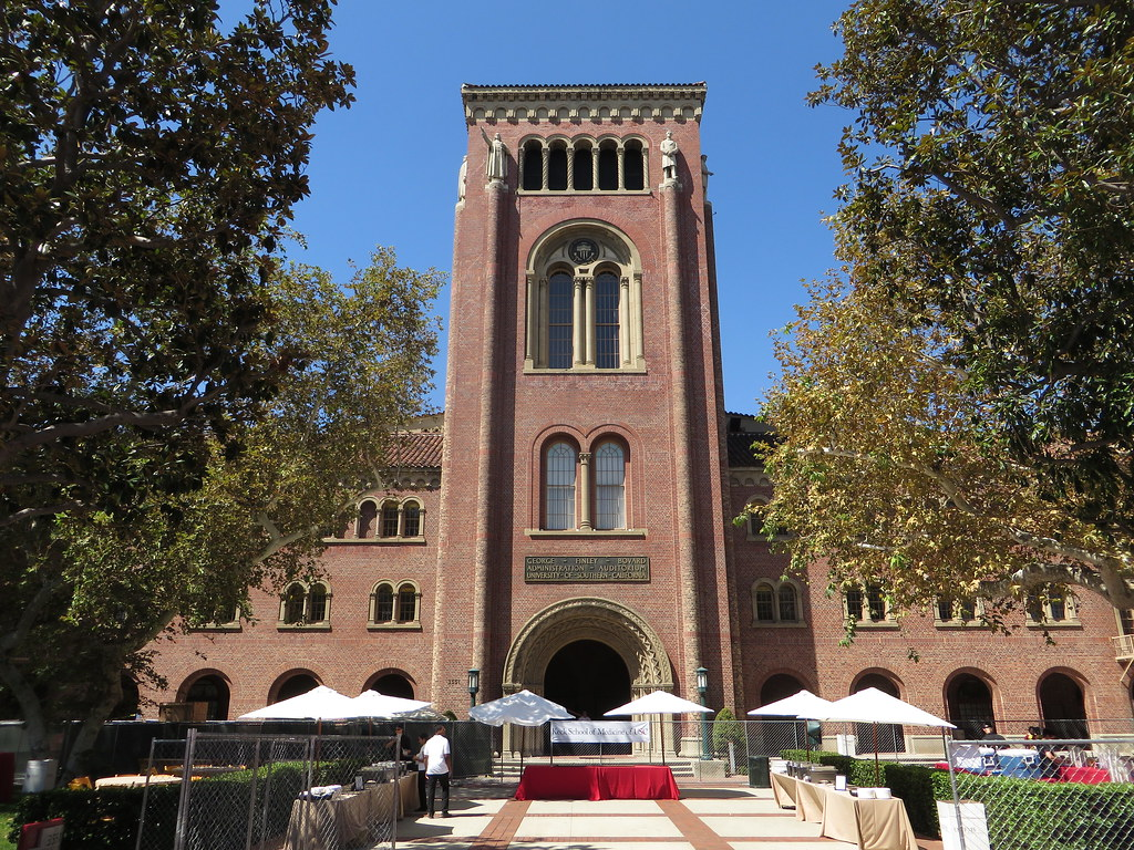 Bovard Administration Building, University of Southern Cal… | Flickr