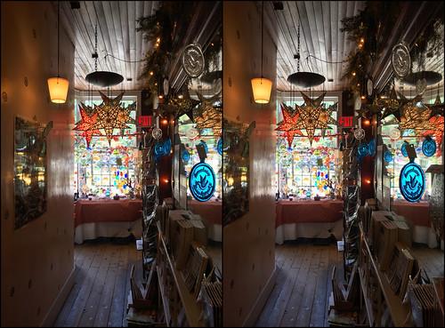 window 3d interior crossview