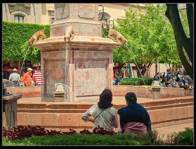 Plaza de Armas, Querétaro, México