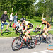 2014 NCC Løbet, Vejen