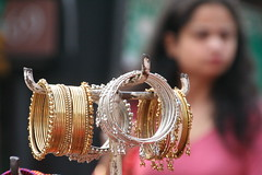 Bangles for Sale at Delhi Haat Thanks for Explore 18/11/2015