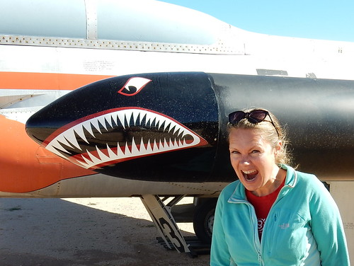 Pima Air-Space museum - fierce