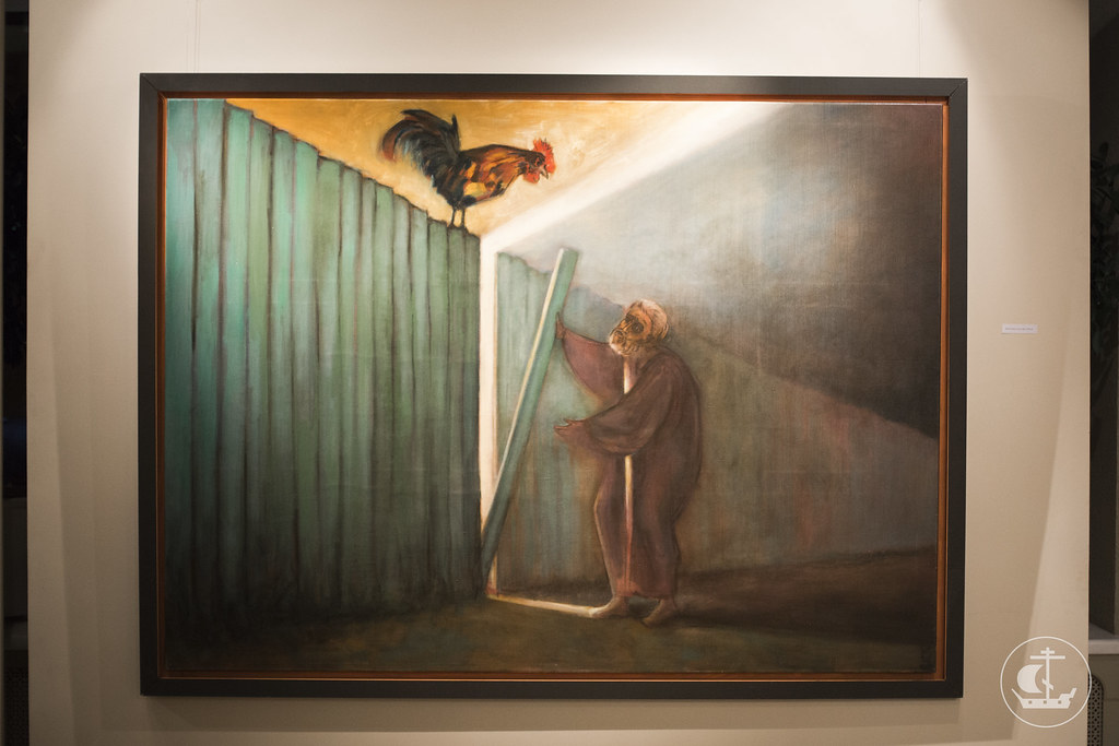 """1 декабря 2015, Выставка """"Город апостолов"""" / 1 December 2015, Exhibition """"Apostleses city"""""""
