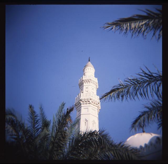 Madinah : Masjid Quba