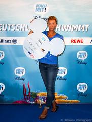 Franziska van Almsick - Deutschland schwimmt